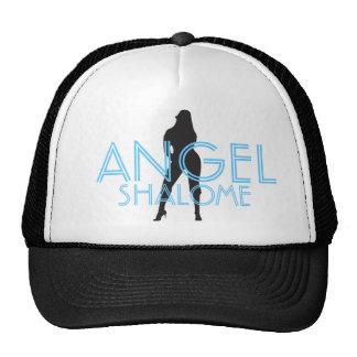 ANGEL SHALOME TRUCKER HAT