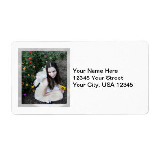 Angel Shipping Labels