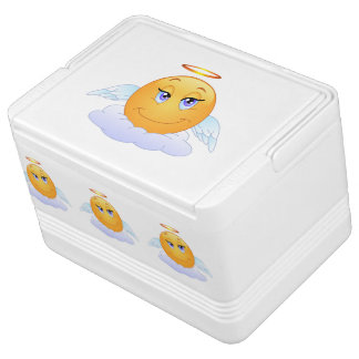 Angel smiley cooler
