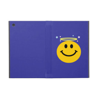 Angel Smiley face Cases For iPad Mini