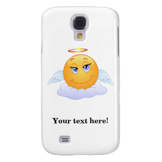Angel smiley samsung galaxy s4 covers