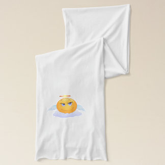Angel smiley scarf
