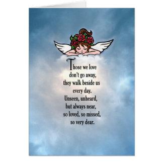 "Angel ""So Loved"" Card"