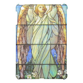 Angel, Stained Glass, iPad Mini Case