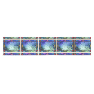 Angel Stained Glass Table Runner