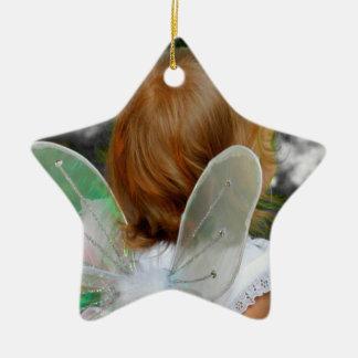 Angel Star Holiday Ornament - jjhelene