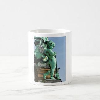 Angel statue in Berlin, Germany Coffee Mug