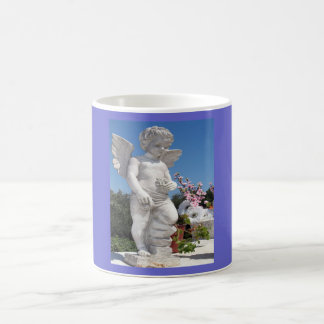 Angel Statue Mugs