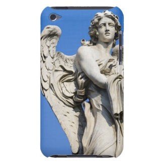 Angel statue, Ponte Sant'Angelo, Rome, Italy iPod Touch Case