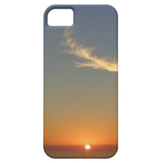 angel sunset iPhone 5 case