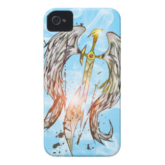 Angel Sword's Justice iPhone 4 Case-Mate Case