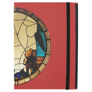 Angel through the glass ipad pro cover