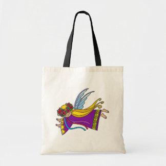 Angel Ukrainian Folk Art Tote Bag