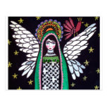 Angel Virgin of Guadalupe Art by Heather Galler