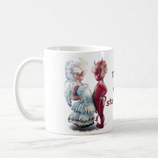 Angel VS Devil Mug