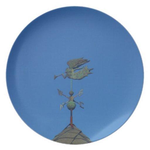 Angel Weather Vane Plates