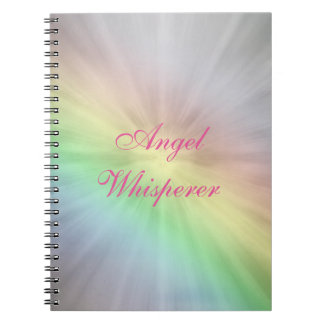 Angel Whisperer design Notebook