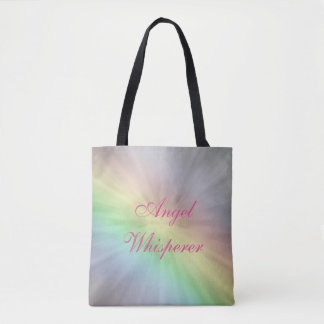 Angel Whisperer design Tote Bag