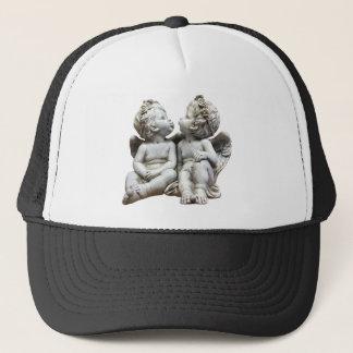 Angel Wing Fairytale Feelings Female Statue Love Trucker Hat