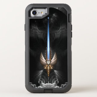 Angel Wing Sword Of Arkledious DGS OtterBox Defender iPhone 8/7 Case