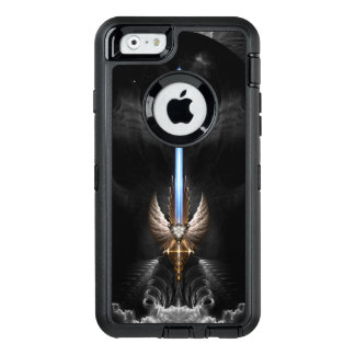 Angel Wing Sword Of Arkledious DGS OtterBox Defender iPhone Case