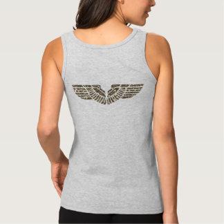 Angel wing tank