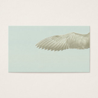 Angel Wing Wings Feathers Business Cards