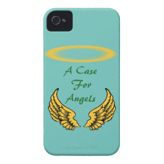 Angel Wings and Halos Customize Case-Mate iPhone 4 Cases