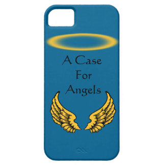 Angel Wings and Halos Customize iPhone 5 Case