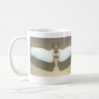 Angel Wings Coffee Cup