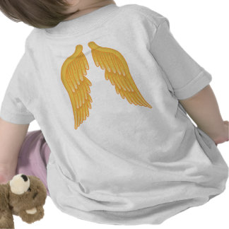 Angel wings infant T shirt
