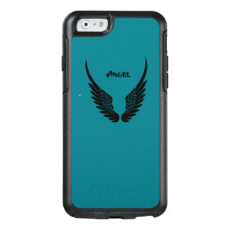 Angel wings iphone 6 otterbox case