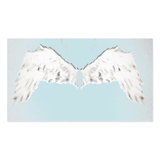 Angel Wings Light Reiki Life Coach  Business Cards