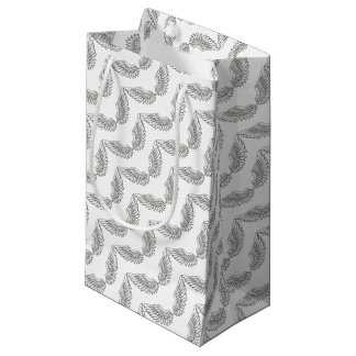 angel wings small gift bag