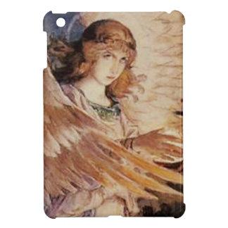 Angel With A Lamp - Viktor Vasnetsov 1885-1896.jpg iPad Mini Cover