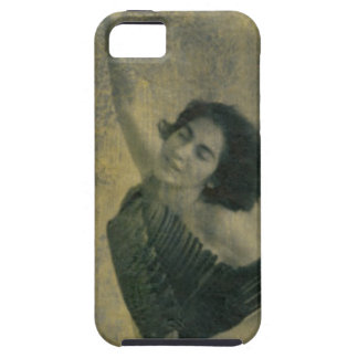 Angel with Harp Case For The iPhone 5