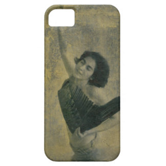 Angel with Harp iPhone 5 Case