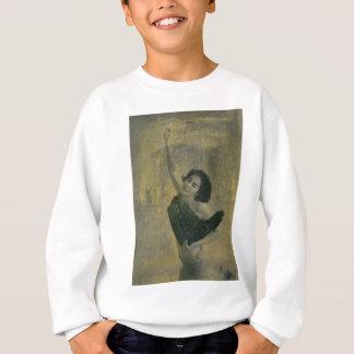 Angel with Harp Sweatshirt