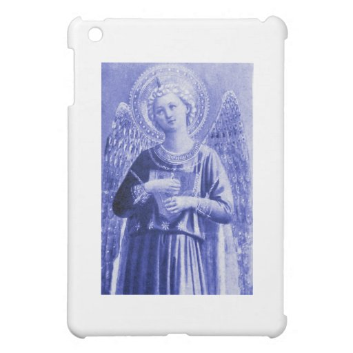 Angel with Instrument iPad Mini Case