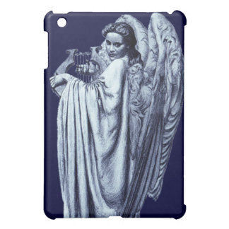 Angel With Lyre iPad Mini Covers