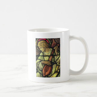 Angel with Mandolin Coffee Mug