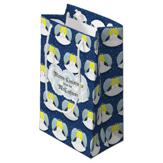 Angel with Wings Small Gift Bag