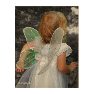 """Angel"" - Wood Wall Art - jjhelene design Wood Canvases"