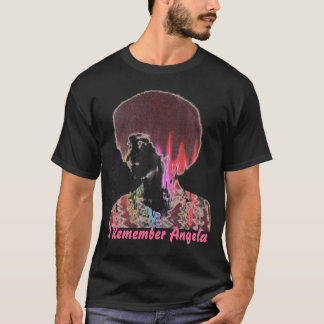 angela1, I Remember Angela T-Shirt