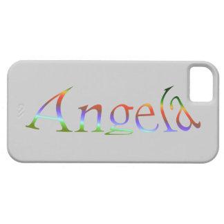 Angela iPhone 5 Case