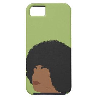 Angela Davis Feminist iPhone 5 Cases