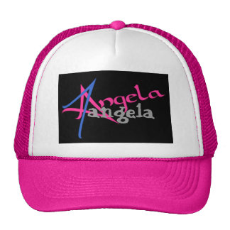 ANGELA Hat ~ Pink