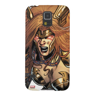 Angela Ready To Fight Galaxy S5 Cover