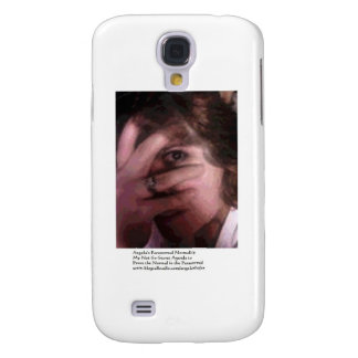 Angela s Paranormal Normality Samsung Galaxy S4 Covers