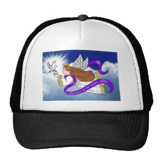 angelbird png trucker hat